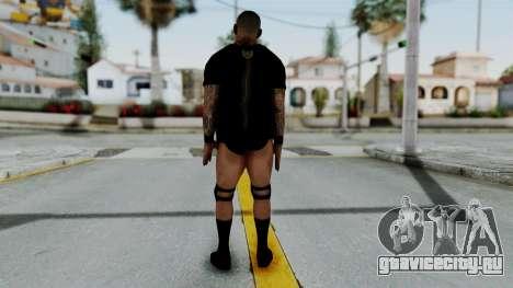 WWE Randy 1 для GTA San Andreas третий скриншот