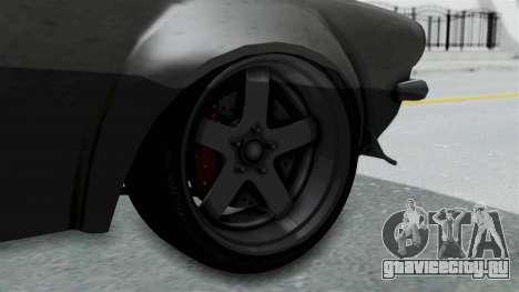 GTA 5 Nightshade для GTA San Andreas вид сзади слева