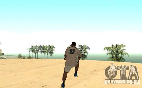 Invisibile BMX для GTA San Andreas четвёртый скриншот