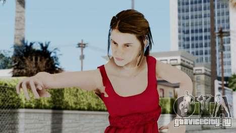 Hermione Dress для GTA San Andreas