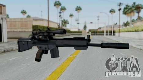Vice City PSG-1 для GTA San Andreas