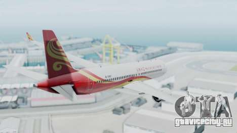 Comac C919 Hainan Airlines Livery для GTA San Andreas вид справа
