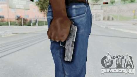 Sig Sauer P226 для GTA San Andreas третий скриншот