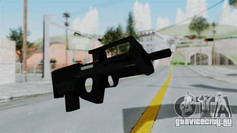 GTA 5 Assault SMG для GTA San Andreas второй скриншот