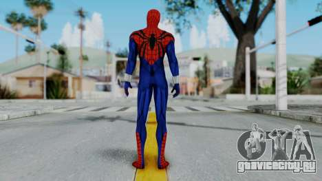 Spider-Man Ben Reilly для GTA San Andreas третий скриншот