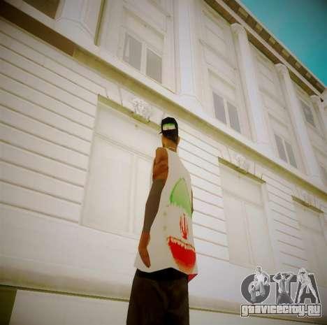 Iranian fam3 для GTA San Andreas второй скриншот