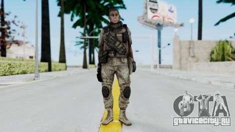 Crysis 2 US Soldier 6 Bodygroup B для GTA San Andreas второй скриншот