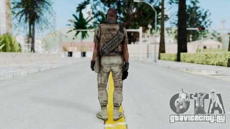Crysis 2 US Soldier 6 Bodygroup B для GTA San Andreas третий скриншот