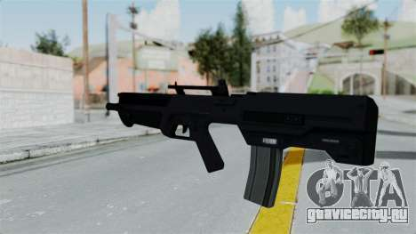 GTA 5 Advanced Rifle для GTA San Andreas второй скриншот