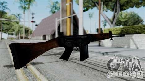No More Room in Hell - FN FAL для GTA San Andreas третий скриншот