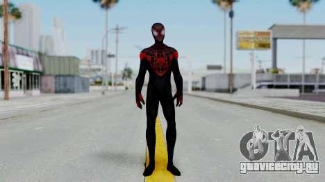 Marvel Future Fight Spider Man Miles v2 для GTA San Andreas второй скриншот
