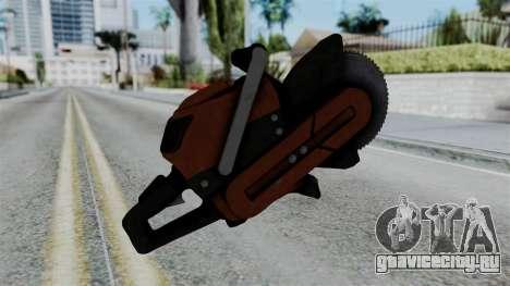 No More Room in Hell - Abrasive Saw для GTA San Andreas второй скриншот