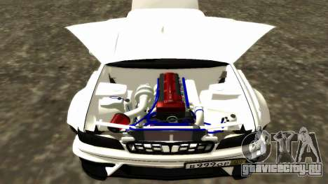 Nissan Cedric WideBody для GTA San Andreas салон