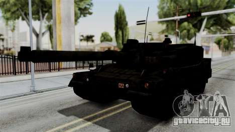 Point Blank Black Panther Rusty IVF для GTA San Andreas