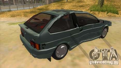 ВАЗ 2113 перевертыш для GTA San Andreas вид справа