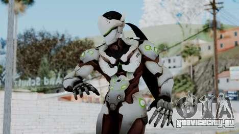 Genji - Overwatch для GTA San Andreas