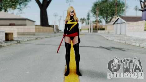 Marvel Future Fight - Ms. Marvel для GTA San Andreas второй скриншот