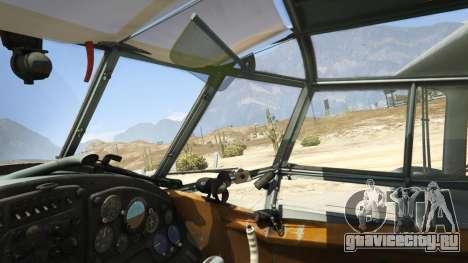 An-2 для GTA 5 пятый скриншот