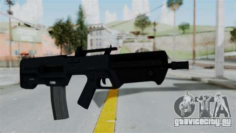 GTA 5 Advanced Rifle для GTA San Andreas