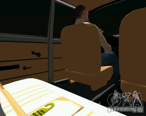 Ваз 2102 Боевая Классика для GTA San Andreas вид сзади