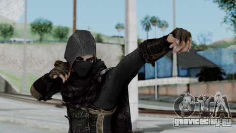 Garrett - Thief для GTA San Andreas