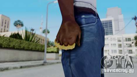 The Ballas Knuckle Dusters from Ill GG Part 2 для GTA San Andreas третий скриншот