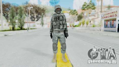 Acu Soldier 2 для GTA San Andreas второй скриншот