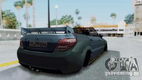 Ikco Dena Tuning для GTA San Andreas вид слева
