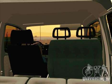 Газ 33023 НОРД для GTA San Andreas вид справа