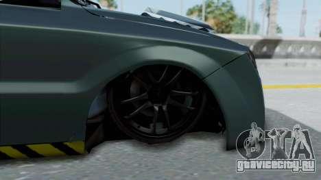 Ikco Dena Tuning для GTA San Andreas вид сзади слева