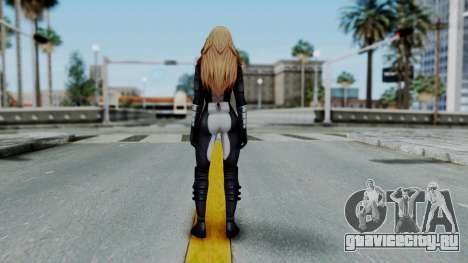 Marvel Future Fight - Mockingbird для GTA San Andreas третий скриншот