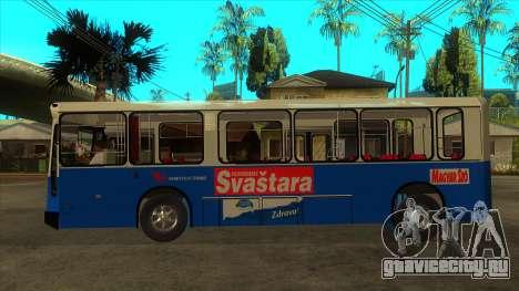 Ikarbus - Subotica trans для GTA San Andreas вид слева