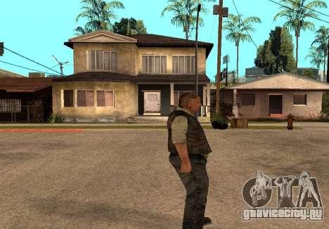 Сидорович из S.T.A.L.K.E.R для GTA San Andreas второй скриншот