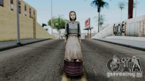 Girl Skin 6 для GTA San Andreas второй скриншот