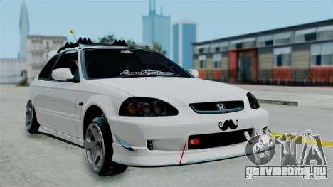 Honda Civic Hatchback для GTA San Andreas