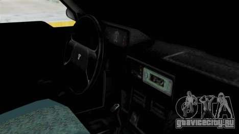 Tofas Dogan SLX для GTA San Andreas вид справа