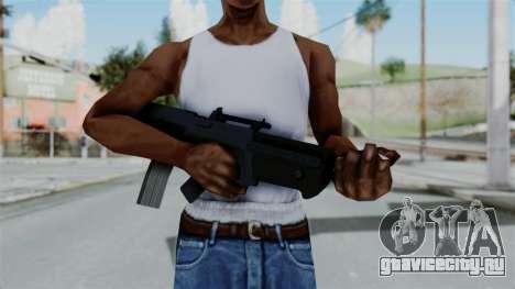 GTA 5 Advanced Rifle для GTA San Andreas третий скриншот