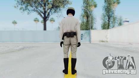 GTA 5 Cop-Biker для GTA San Andreas третий скриншот