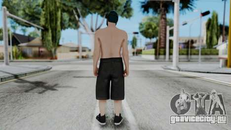 Skin Random 1 from GTA 5 Online для GTA San Andreas третий скриншот