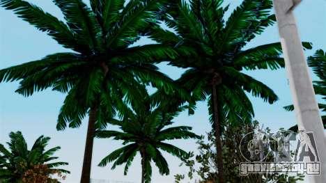 Vegetation Ultra HD для GTA San Andreas третий скриншот