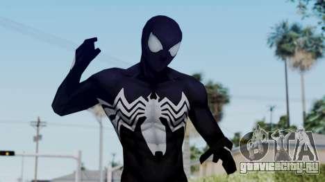 Marvel Future Fight Spider Man Black v1 для GTA San Andreas