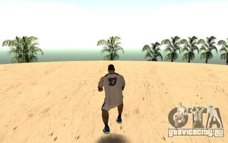 Invisibile BMX для GTA San Andreas второй скриншот
