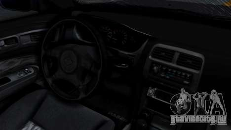 Nissan Silvia S14 Stance для GTA San Andreas вид сзади