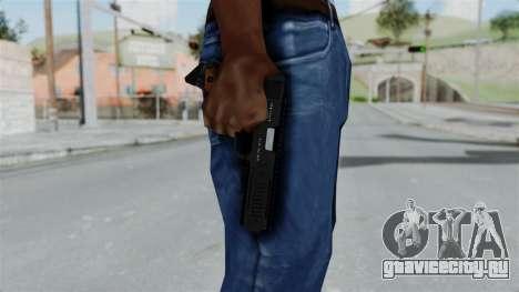 GTA 5 AP Pistol для GTA San Andreas третий скриншот