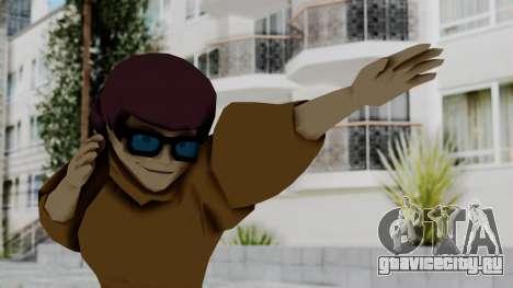 Scooby Doo Velma для GTA San Andreas