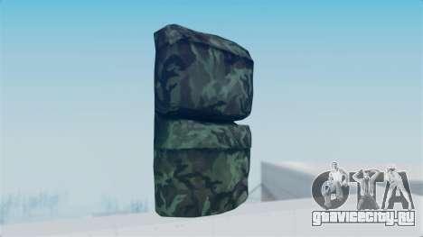 Arma 2 New Backpack для GTA San Andreas второй скриншот