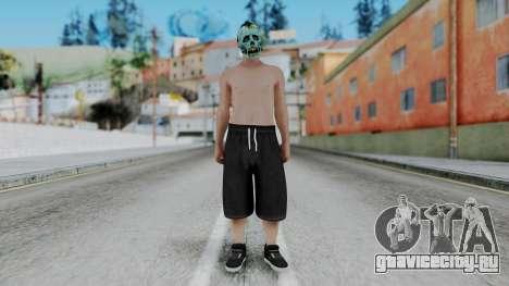 Skin Random 1 from GTA 5 Online для GTA San Andreas второй скриншот