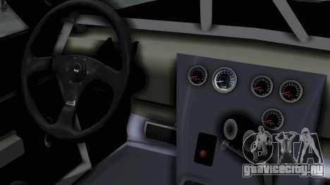 Dodge Charger 1970 Off Road  F&F7 для GTA San Andreas вид справа