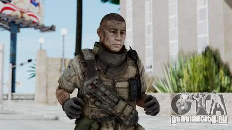Crysis 2 US Soldier 6 Bodygroup B для GTA San Andreas