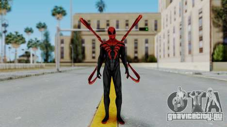 Superior Spider-Man для GTA San Andreas второй скриншот
